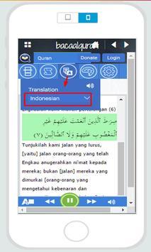 Al Quran & Terjemahannya apk screenshot