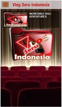 Vlog Seru Indonesia apk screenshot