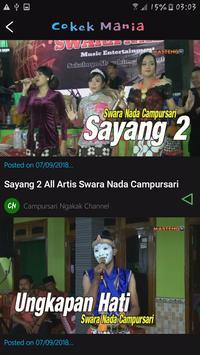 Mp3 Cokek Mania & Video screenshot 5