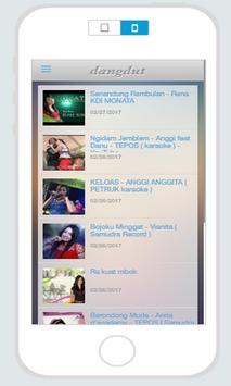 Dangdut Gratis apk screenshot