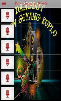 DANGDUT NEW GOYANG KOPLO apk screenshot