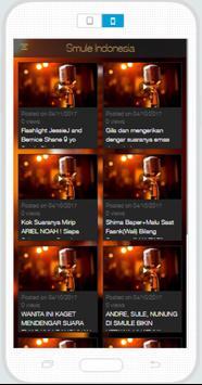 Kumpulan Smule Indonesia screenshot 2
