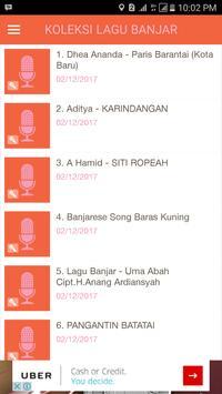 Lagu Banjar apk screenshot