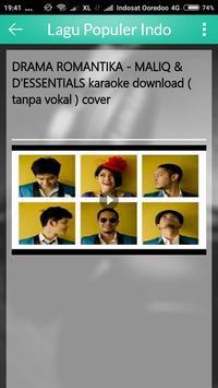Lagu Populer Indo screenshot 2