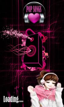 POP SONGS poster
