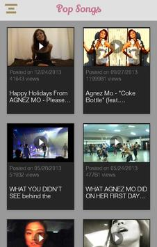 POP SONGS screenshot 3