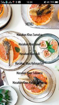 Resep Nusantara poster