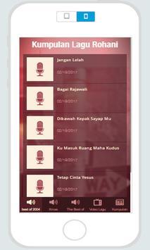 Kumpulan Lagu Rohani screenshot 3