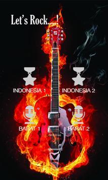 Slow Rock Barat & Indonesia Terlaris poster