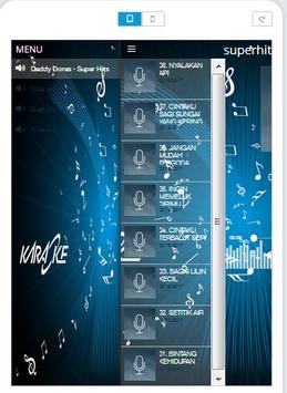 karaoke super hits indonesia poster