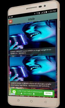 KARAOKE SMULE INDONESIA apk screenshot