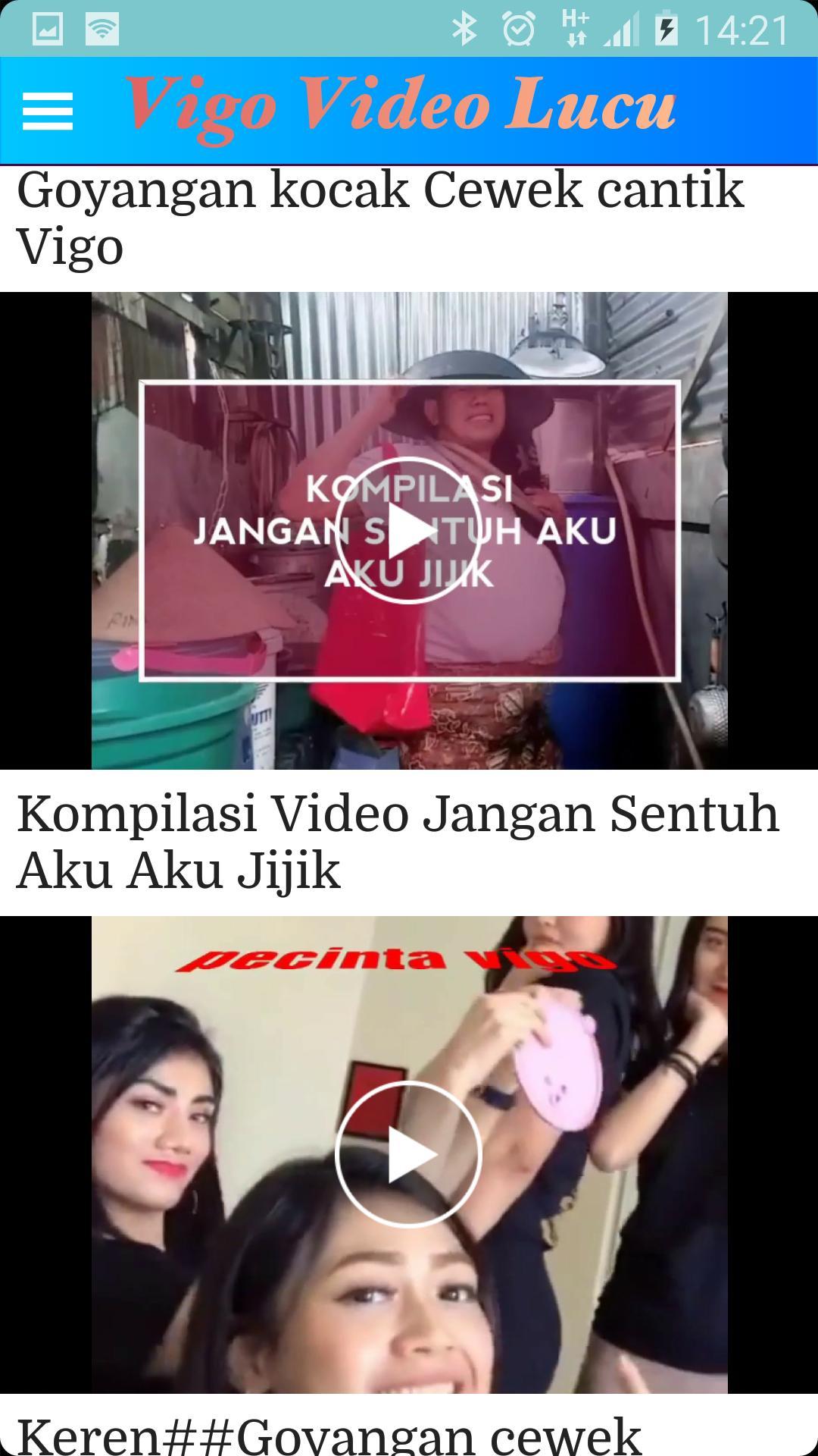 Vigo Video Lucu For Android APK Download