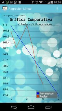 Calculadora de Pronósticos screenshot 3