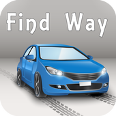 Find Way icon