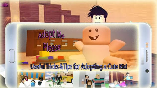 Tips Adopt Me Cute Baby Kid Roblox For Parents 11 Android - new updated adopt and raise a cute kid roblox online
