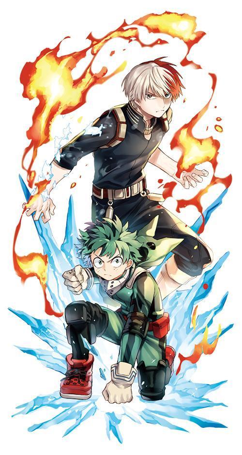 Boku No Hero Academy Wallpapers Hd Für Android Apk