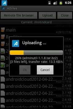 ADrive Mobile apk screenshot