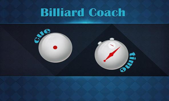 Billiard Coach poster