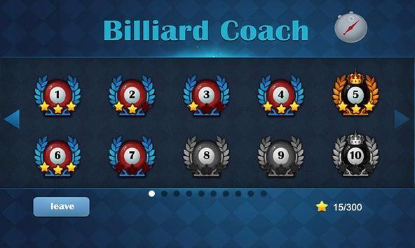 Billiard Coach apk screenshot
