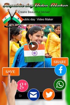 Republic Day Video Maker 2018 - 26 Jan Video Maker screenshot 4
