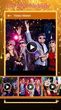 New Year Video Maker screenshot 4