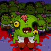 Zombies Crossy Smasher icon