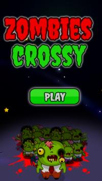 Zombies Crossy Smasher poster