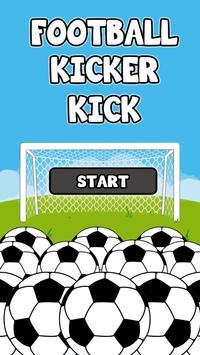 Football Kicker Kick 2016 poster