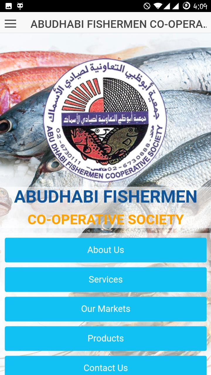 Abu Dhabi Fish Market For Android Apk Download