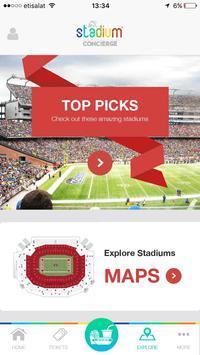 Stadium Concierge screenshot 4