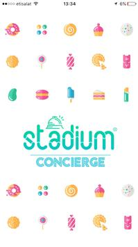 Stadium Concierge poster