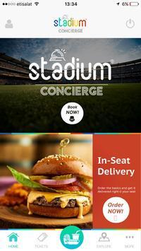 Stadium Concierge screenshot 1