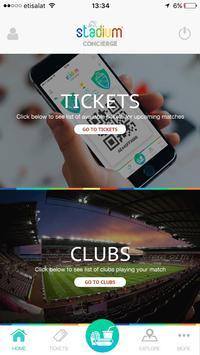 Stadium Concierge screenshot 2