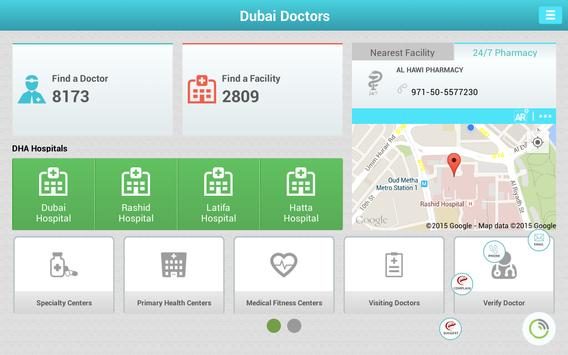Dubai Doctors screenshot 14