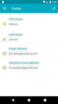 Greenbill - Conserve and Earn apk screenshot