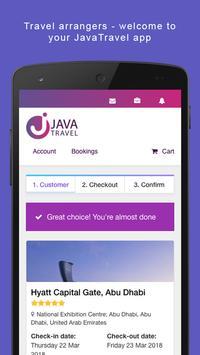 Java Travel apk screenshot