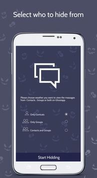 GhostApp screenshot 3