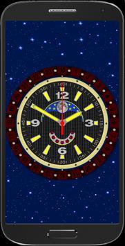 Clock & Magic hour poster