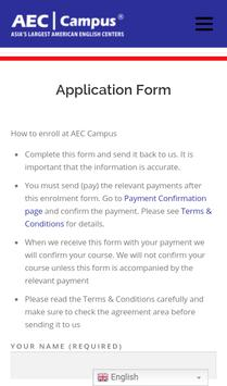 AEC Campus apk screenshot
