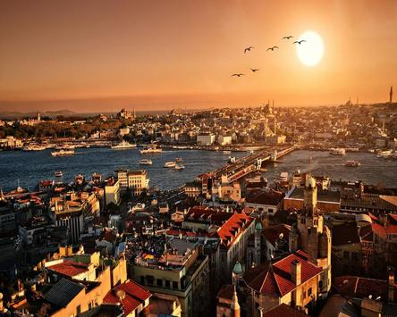 İstanbul Wallpaper HD apk screenshot