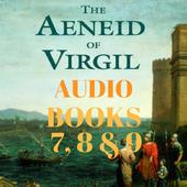 AENEID BOOKS 7 ,8 & 9 - AUDIO icon