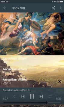 AENEID BOOKS 7 ,8 & 9 - AUDIO screenshot 2