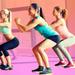 Aerobics workout weight loss