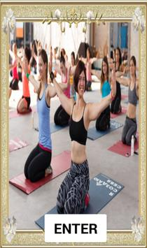 Aerobics Workout At Home poster