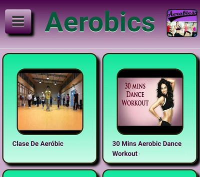 Aerobics screenshot 2