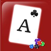 Five Card Draw icon