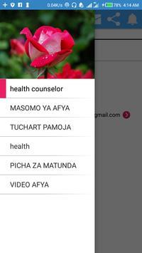 Afya na Raha screenshot 1