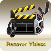 Recover Videos icon