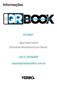 Verbo QR Book screenshot 2