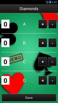 Trex Scorecard HD (free) screenshot 4